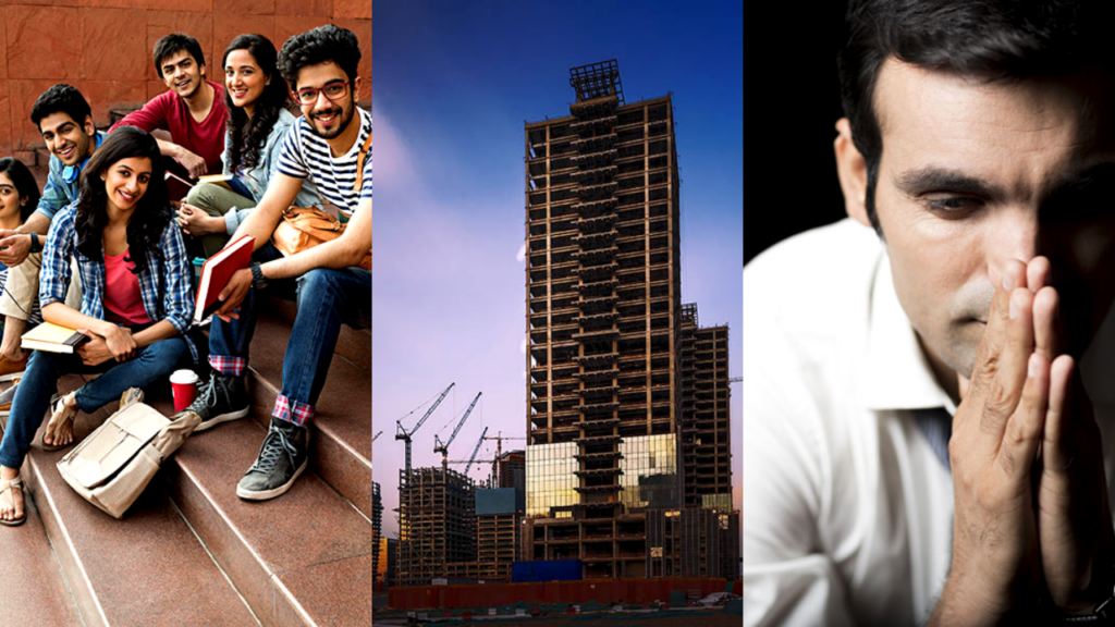 Economy, Millennials and Indian education with Abhishek Agarwal
