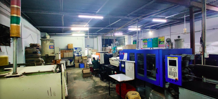 Manufacturing Industry from a 24-Year-old